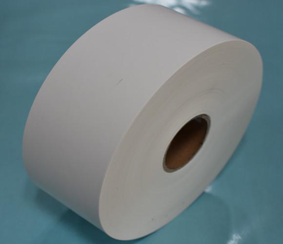微粘可移合成纸不干胶材料