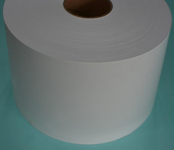 低粘可移珠光膜不干胶材料