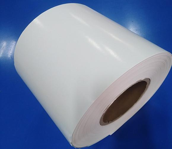 蓝泰铜版纸不干胶材料