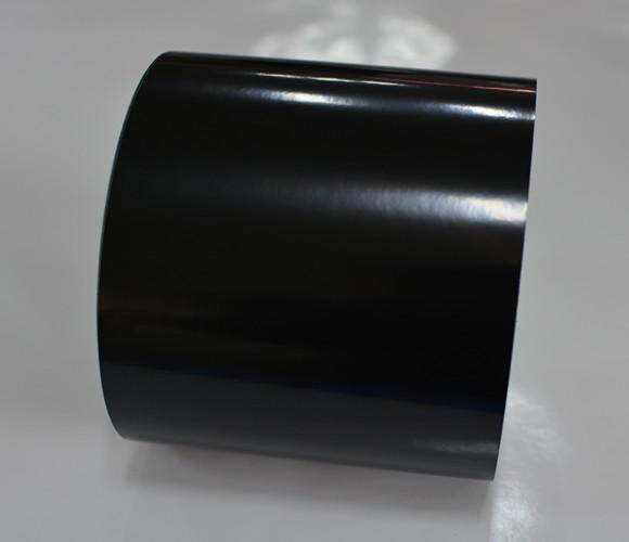 黑色PET不干胶材料