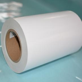 昆山强粘铜版纸不干胶材料厂家
